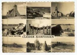 Cpsm  Du 29 Cleder  Kerfissien  Multi  Vues       BHU20 - Cléder