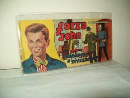 "Forza John ""striscia"" (Universo 1950) I° Serie N. 11 - Libri, Riviste, Fumetti"