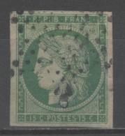Cérès  N° 2  Avec Oblitèration Etoile De Point  TB - 1849-1850 Ceres