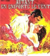 CPM AFFICHE FILM AUTANT EN EMPORTE LE VENT - Posters On Cards
