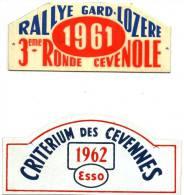 Lot De 15 Badges Pilotes ( Henri Greder )  Aluminium , Métal Et Plastique - Habillement, Souvenirs & Autres
