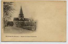 Environs De Graçay : Eglise De Saint OUSTRILLE - Autres Communes