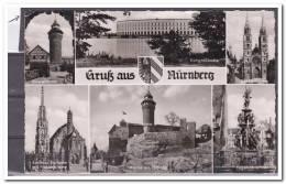 Nürnberg Gruss Aus - Nuernberg