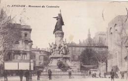 France Avignon Monument de Centenaire