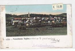 CROATIA VARAZDINSKE TOPLICE Nice Postcard - Croatia