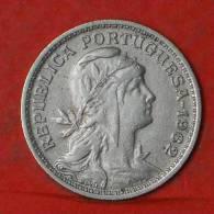 PORTUGAL  50  CENTAVOS  1962   KM# 577  -    (1151) - Portugal