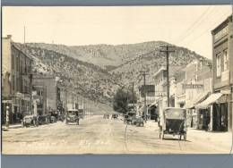 Aultman St. Real Photo - Ely, Nevada USA - Sonstige