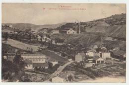 LE GUA : VUE PANORAMIQUE DES BASSINS - ECRITE EN 1931 - 2 SCANS - - Non Classés