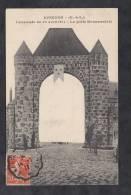 CPA - EPERNON - Cavalcade Du 30 Avril 1911 - La Porte Monumentale - France