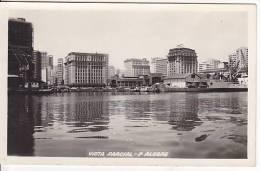 Brazil Porto Alegre Vista Parcial Cartao Postal Photo Original Postcard Cpa Ak (W_782) - Porto Alegre