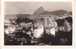 Brazil Rio De Janeiro Vista Parcial Cartao Postal Photo Original Postcard Cpa Ak (W_832) - Rio De Janeiro