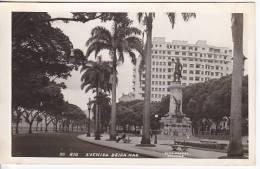 Brazil Rio De Janeiro Avenida Beira Mar Cartao Postal Photo Original Postcard Cpa Ak (W_833) - Rio De Janeiro
