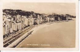 Brazil Rio De Janeiro Flamengo Cartao Postal Photo Original Postcard Cpa Ak (W_835) - Rio De Janeiro