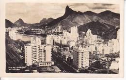 Brazil Rio De Janeiro Cartao Botafogo Postal Photo Original Postcard Cpa Ak (W_838) - Rio De Janeiro