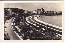 Brazil Rio De Janeiro Cartao Botafogo - Cars - Postal Photo Original Postcard Cpa Ak (W_839) - Rio De Janeiro