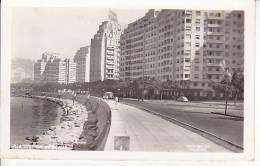 Brazil Rio De Janeiro Cartao Postal Photo Original Postcard Cpa Ak (W_841) - Rio De Janeiro