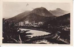 Brazil Rio De Janeiro Panorama Cartao Postal Photo Original Postcard Cpa Ak (W_844) - Rio De Janeiro
