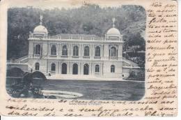 Brazil Rio De Janeiro Camara Municipal De Petropolis Cartao Postal Original Postcard Cpa Ak (W_803) - Rio De Janeiro
