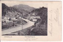 Brazil Rio De Janeiro Mosella Petropolis Cartao Postal Original Postcard Cpa Ak (W_805) - Rio De Janeiro