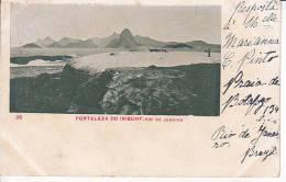 Brazil Rio De Janeiro Fortaleza Do Imbuhy Cartao Postal Original Postcard Cpa Ak (W_809) - Rio De Janeiro