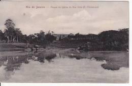 Brazil Rio De Janeiro Parque Da Quinta Da Boa Vista Cartao Postal Original Postcard Cpa Ak (W_827) - Rio De Janeiro