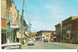 Buckingham, Quebec  La Rue Principale  Main Street  Vintage Car - Autres