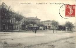 30 - BAGNOLS - Gard - Place Bourg Neuf - Alès