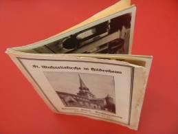 ST MICHAELISKIRCHE IN HILDESHEIM - 4 PHOTOGRAPS - 4 FOTOGRAFIE - Obj. 'Souvenir De'