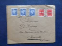 A1805   BRIEF NAAR FRANK.  1948 - Lettres & Documents