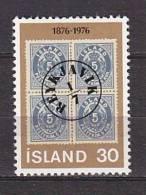 PGL AR1251 - ISLANDE Yv N°471 ** - Islanda