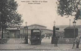 PARIS (marche De La Vilette Entree Principale ) - Arrondissement: 19