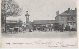 PARIS ( Abattoirs De La Vilette ) - Arrondissement: 19