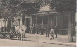 PARIS (.maison Kirchner Machines A Travailler Le Bois ) . - Arrondissement: 19