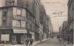 PARIS (.la Rue Du Rhin ) - Arrondissement: 19
