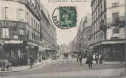 PARIS ( Rue D' Aubervilliers ) - Arrondissement: 19
