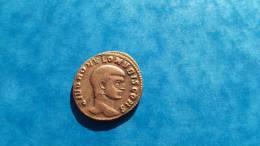 FOLLIS ROMULUS. FILS DE L'EMPEREUR MAXENCE - Italie