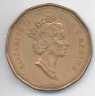 CANADA 1 DOLLAR 1993 - Canada