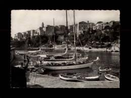 20 - BASTIA - Le Vieux Port Et La Citadelle - 67 - Yacht - Bastia