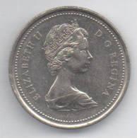 CANADA 25 CENTS 1973 - Canada