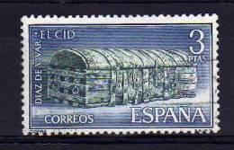 Spain - 1962 - 3 Pesetas El Cid Commemoration - Used - 1961-70 Oblitérés