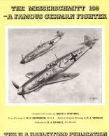 Feuillet Publicitaire - The Messerschmitt 109 - A Famous German Fighter - Avion De Chasse Allemand    (2855) - Revistas & Periódicos