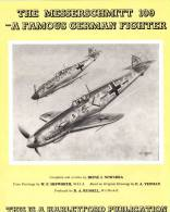 Feuillet Publicitaire - The Messerschmitt 109 - A Famous German Fighter - Avion De Chasse Allemand    (2855) - Magazines & Papers