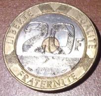 France 20 Francs 1993 *V* - France