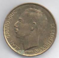 LUSSEMBURGO 5 FRANCS 1987 - Lussemburgo