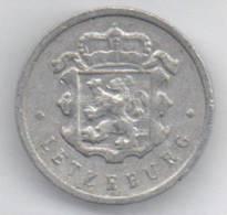 LUSSEMBURGO 25 CENTS 1963 - Lussemburgo