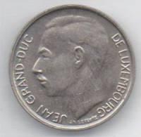 LUSSEMBURGO 1 FRANC 1984 - Lussemburgo