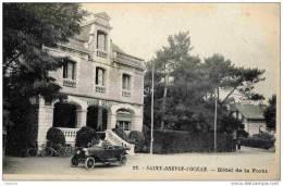 44-SAINT-BREVIN- Hôtel De La Fôret-(Voiture) - Saint-Brevin-l'Océan