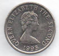 JERSEY 5 PENCE 1993 - Jersey