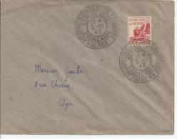 Oblitération Spéciale Temporaire 1943 - Sin Clasificación