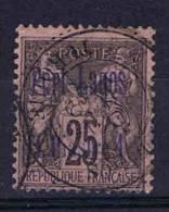 Port Lagos  Yv Nr 4 Used, Maury Cat Value € 65 - Port Lagos (1893-1931)